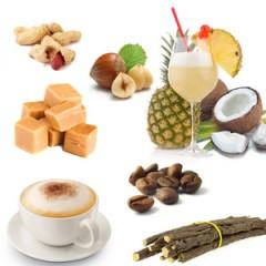 saveurs gourmandes